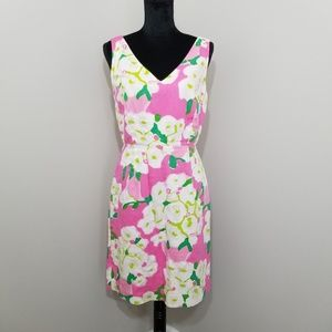 Lilly Pulitzer Kiki Dress in Hotty Pink SZ 8